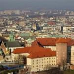 nieznane miasto Kraków
